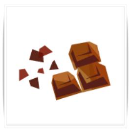 チョコチップ画像